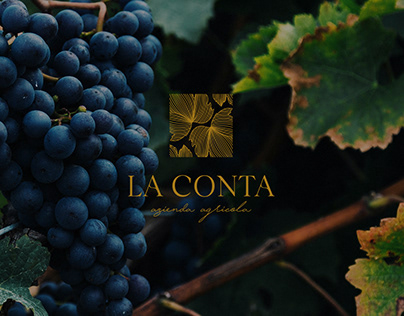 Wine Logo and Label