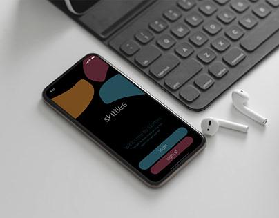 UX Design - Skittles