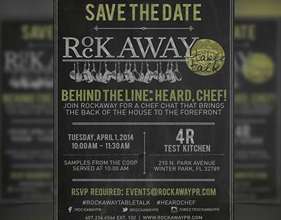 Rockaway Table Talk: Behind The Line