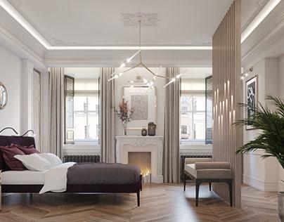 Gagarinskaya apartment 225 sqm2 Part 2