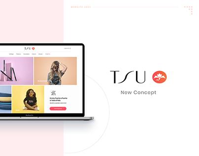 TSU website 2021