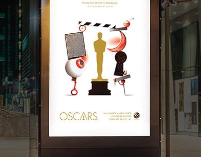 Oscars - The Academy 2015