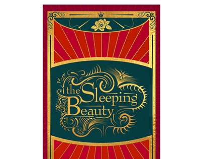 Book cover Sleeping Beauty