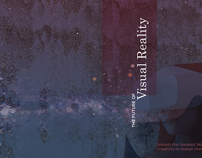 Visual Reality_Chapbook Design