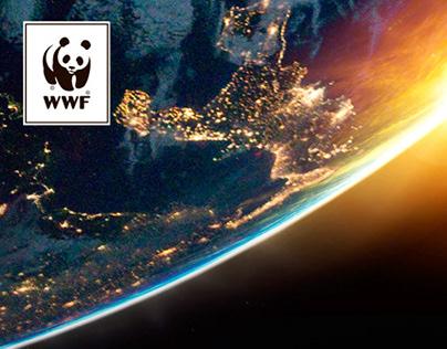 Час Земли для WWF Russia