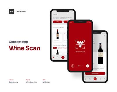 Concept App - Wine Scan