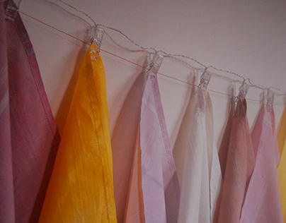 NATURAL DYEING - 2 collections