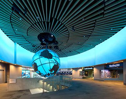 Vancouver Aquarium Immersive Projection