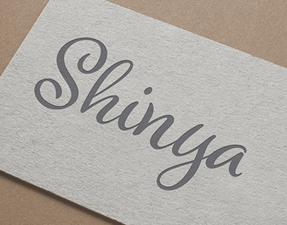 Shinya - Branding, Web, Photography