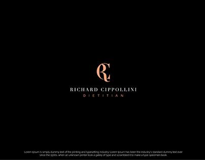 Richard Cippollin Logo Design