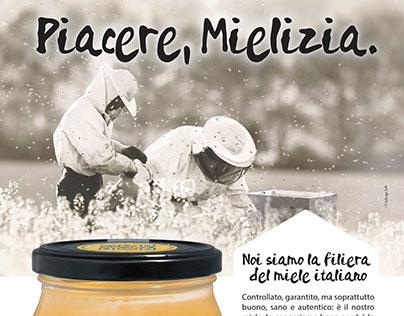 Mielizia - Advertising 2017