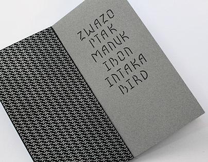 Lassa Typeface & Book