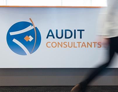 Audit Consultants | Refonte de l'identité visuelle