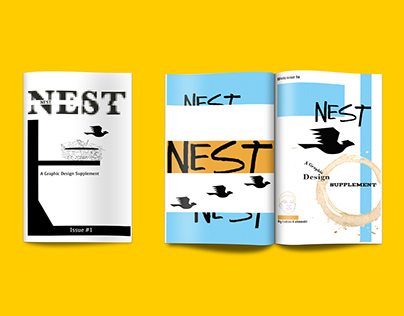 Nest: A Graphic Design Supplement