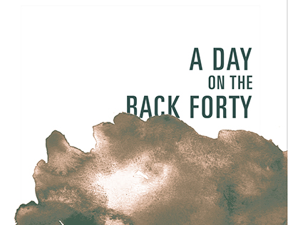 Abigail Jackson | A Day on the Back Forty