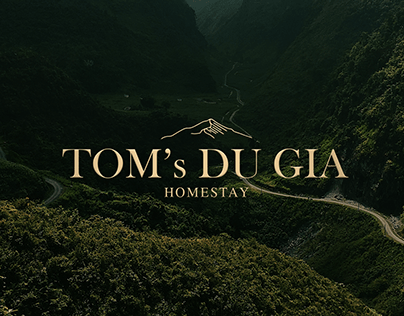 Homestay Brand Identities