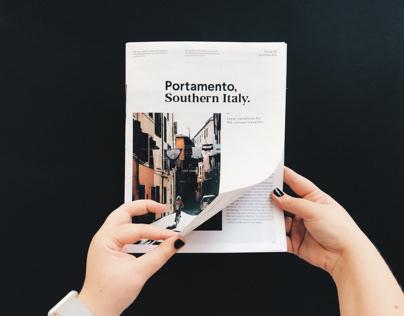 Portamento, Issue 01