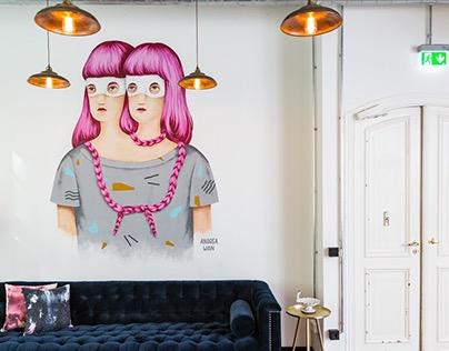 Mindspace Mural, Berlin