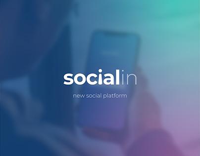 Socialin Application Design
