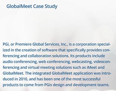 GlobalMeet Case Study