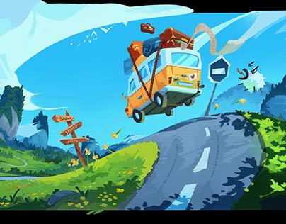 Volkswagon Journey