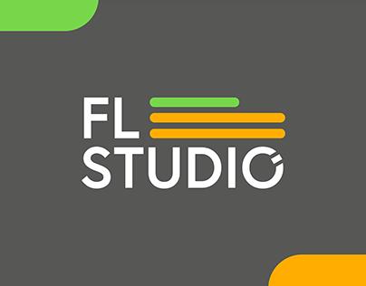 FL STUDIO Rebranding