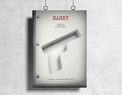 Barry - series / Alternative Movie Poster