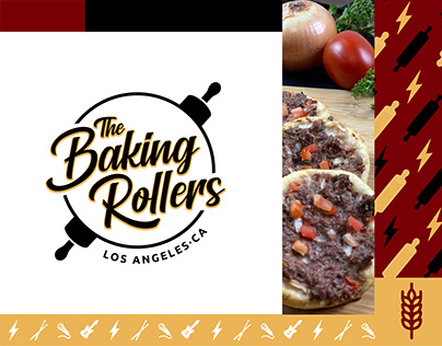 The Baking Rollers Brand