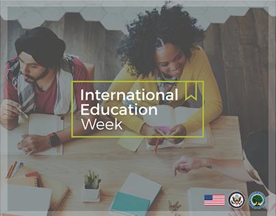 International Education Week (IEW)