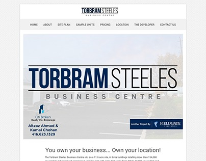 Torbram Steeles by Fieldgate Properties