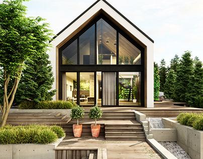 botanic HOUSE SK-ARCHITEKCI