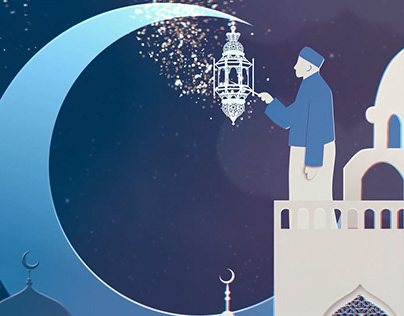 Ramadan KarimVideo Motion Graphic