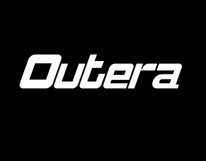 Outera - A variable font