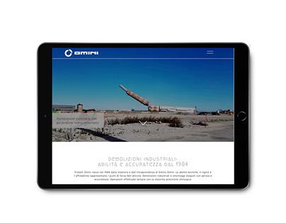 Omini - new website