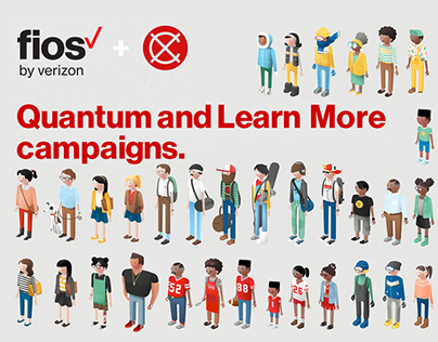 FiOS Learn More campaign