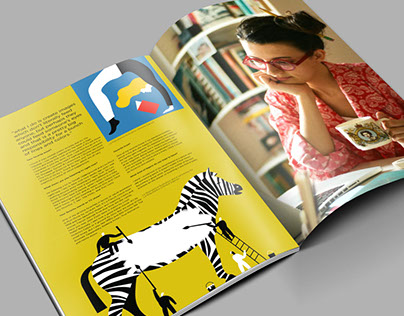 Process Magazine - Olimpia Zagnoli