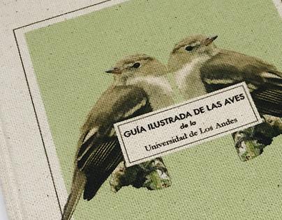 Graphic&Illustration| GUÍA ILUSTRADA DE AVES