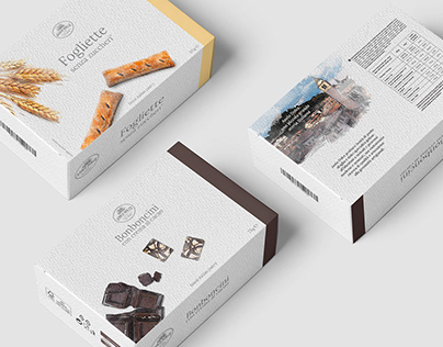Asolo Dolce - Packaging Restyling