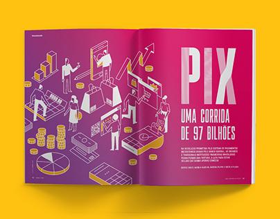 PIX | Exame