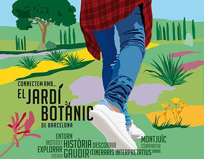 Connectem amb… el Jardí Botànic de Barcelona