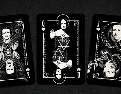 D.C. Playing Cards
