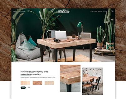 Zetpety - website