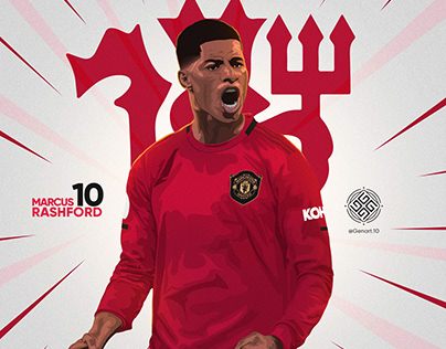 Rashford Projects Photos Videos Logos Illustrations And Branding On Behance
