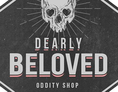 Oddity Shop Branding
