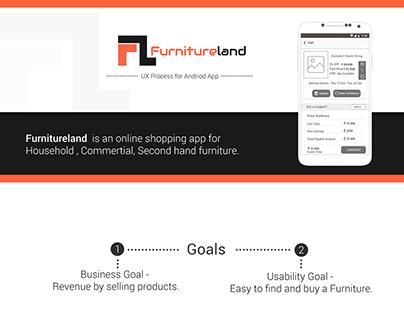 furnitureland android app
