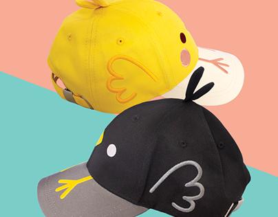 Floofy Bird Kickstarter Campaign