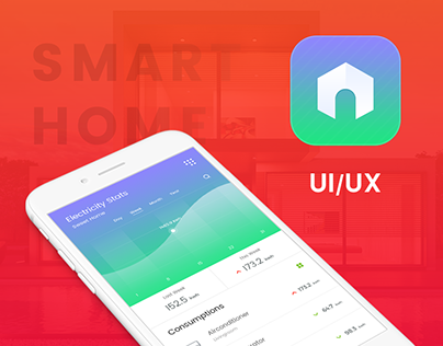 Smart Home - Home Automation iOS App