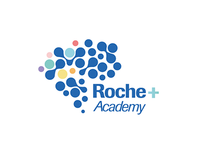 Logo Roche+ Academy