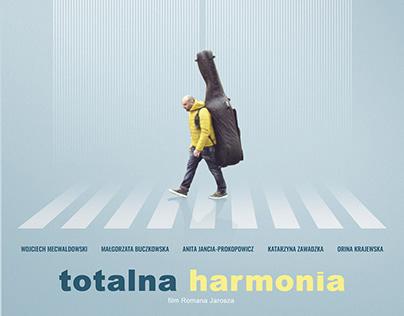 Film poster // TOTALNA HARMONIA