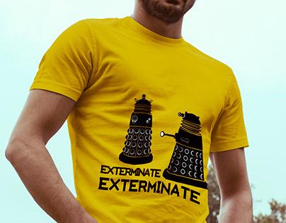 Doctor Who: Dalek Design